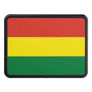 Bolivia Flag Trailer Hitch Cover