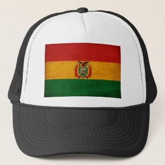Bolivia Flag Trucker Hat