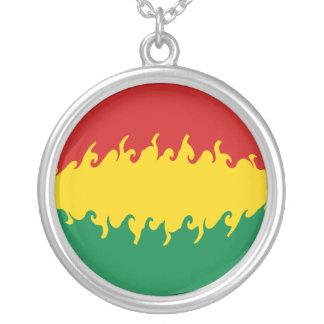 Bolivia Gnarly Flag Jewelry
