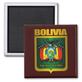 """Bolivia Gold"" Magnet"