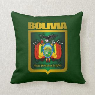 """Bolivia Gold"" Pillow"