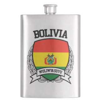 Bolivia Hip Flask