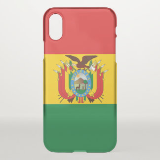 Bolivia iPhone X Case