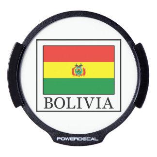 Bolivia LED Auto Decal