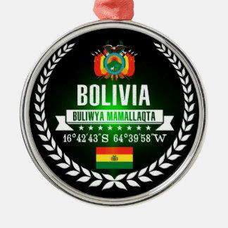 Bolivia Metal Ornament