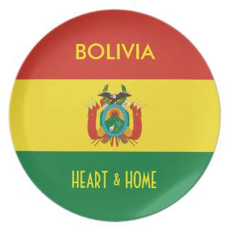 BOLIVIA PLATE