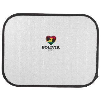 Bolivia Soccer Shirt 2016 Car Mat