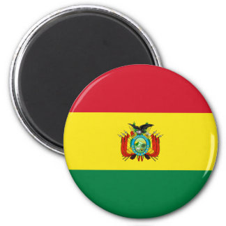 Bolivia State Flag Magnet