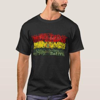 Bolivia Textual T-Shirt