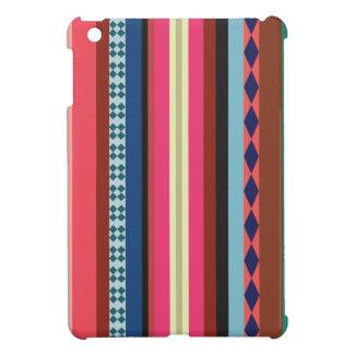 Bolivian pattern iPad mini cases