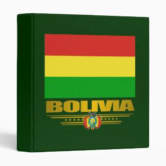 """Bolivian Pride"" Binder"