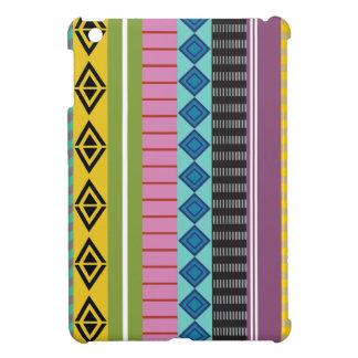 Bolivian stripes iPad mini covers
