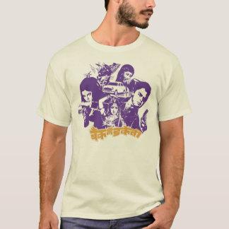 Bollywood Action Natural T-Shirt