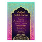 Bollywood Arabian Nights Bridal Shower Invitation