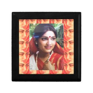 Bollywood diva actress Indian beauty cinema girls Gift Box