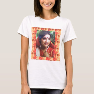 Bollywood diva actress Indian beauty cinema girls T-Shirt