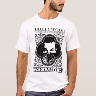 Bollywood Infamous T-Shirt
