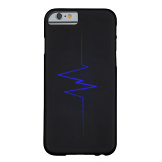 BOLO Blue Lightning Symbol Barely There iPhone 6 Case