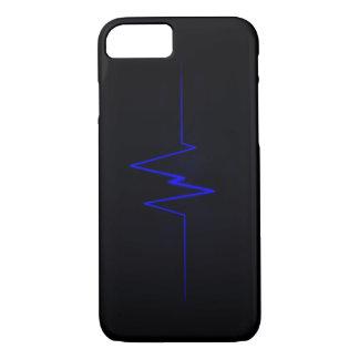 BOLO Blue Lightning Symbol iPhone 7 Case