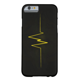 BOLO Gold Lightning Symbol Barely There iPhone 6 Case