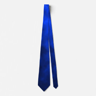 BOLO Midnight Blue Business Silk Power Tie