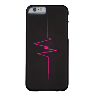 BOLO Pink Lightning Logo Barely There iPhone 6 Case
