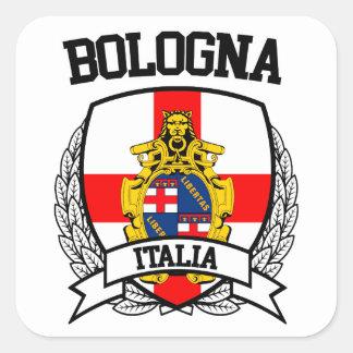 Bologna Square Sticker