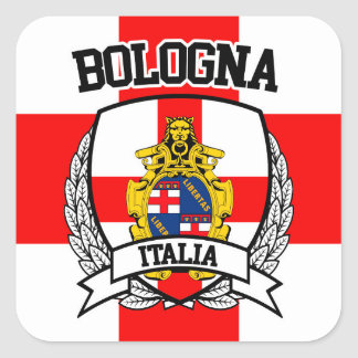 Bologna Square Sticker