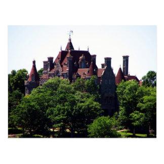 Bolt Castle Postcard