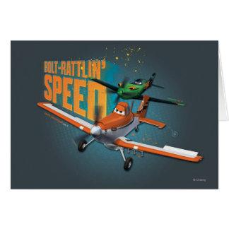 Bolt-Rattlin' Speed Card
