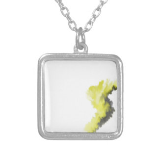 Bolt Silver Plated Necklace