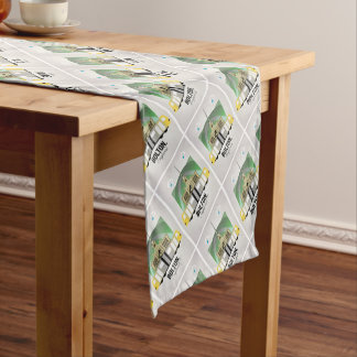 Bolton Short Table Runner