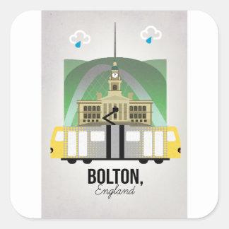 Bolton Square Sticker