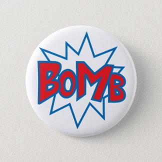 Bomb 2 Inch Round Button