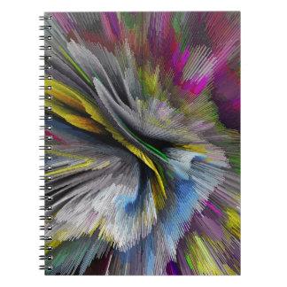 bomb #2 notebook