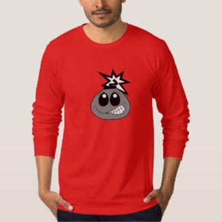 Bomb American Apparel Long Sleeve T-Shirt