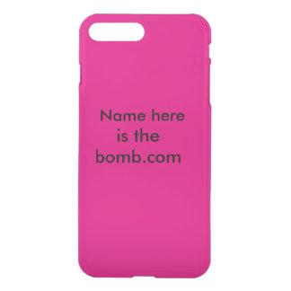 Bomb.com iPhone 7 Plus Case