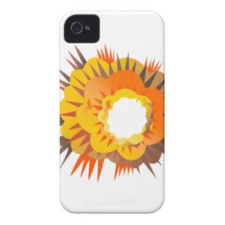 Bomb Explosion Retro Case-Mate iPhone 4 Case