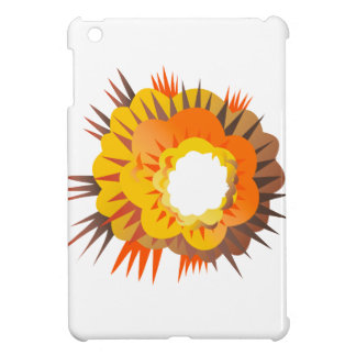 Bomb Explosion Retro iPad Mini Case