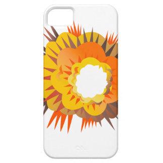 Bomb Explosion Retro iPhone 5 Cover