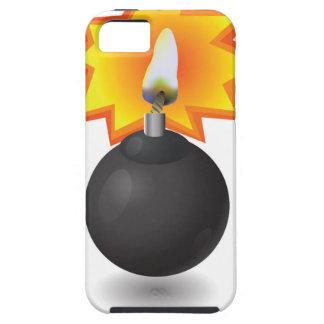 Bomb Icon iPhone 5 Case