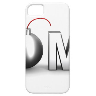 Bomb iPhone 5 Cover