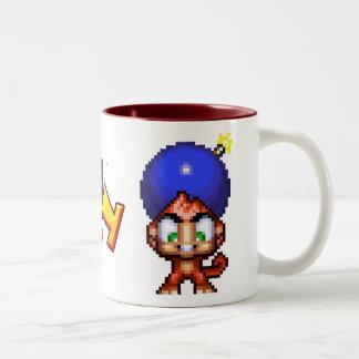 Bomb Monkey Mug