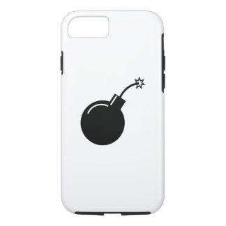 Bomb Pictogram iPhone 7 Case