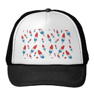 Bomb Pop Pattern Trucker Hat