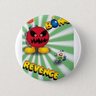 Bomb Revenge 2 Inch Round Button