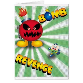 Bomb Revenge Card