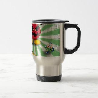 Bomb Revenge Travel Mug