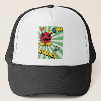 Bomb Revenge Trucker Hat