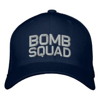 BOMB SQUAD Cap Embroidered Hats